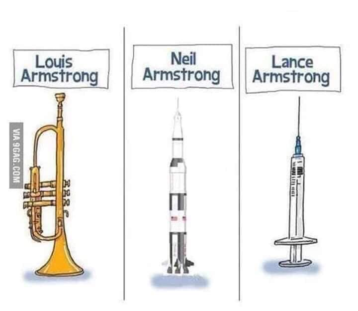 Three Armstrong